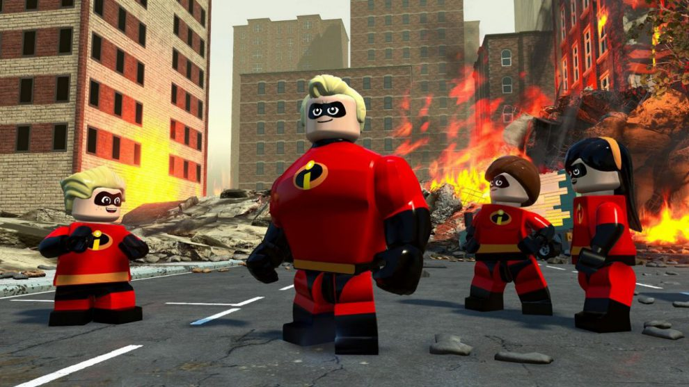 lego-gli-incredibili-The Incredibles
