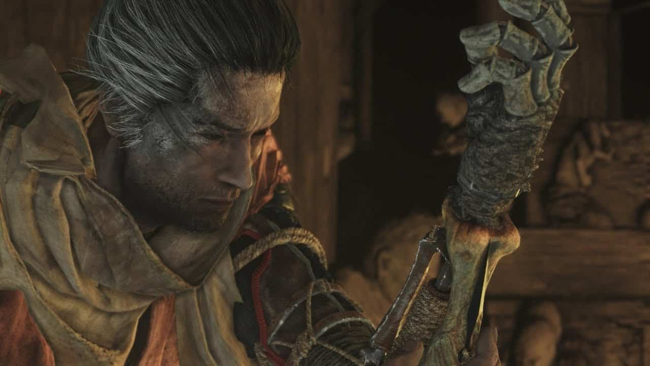 Sekiro shadow die twice E3