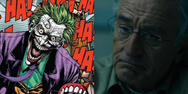 Joker_Robert DeNiro