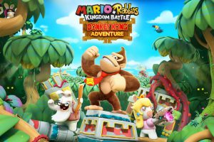 E3 mario-rabbids-kingdom-battle-scimmia-nintendo-balla-in-donkey-kong-adventure-v17-38889