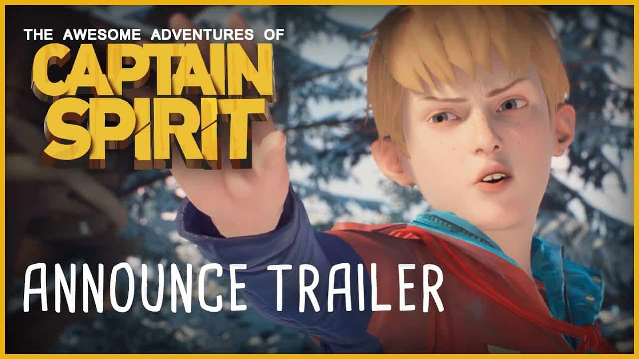 E3 the-amazing-adventures-of-captain-spirit