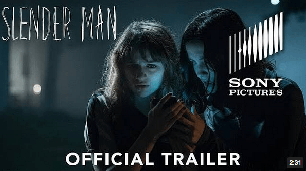 Slender Man: nuovo trailer italiano dell'horror di Sylvain White