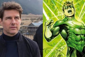 Green Lantern Corps_Tom Cruise