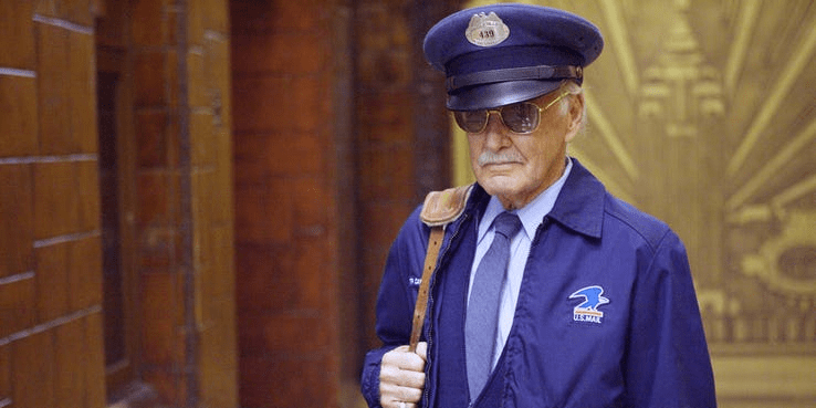 stan lee 2 CAMEO