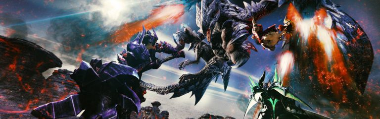 Capcom NSwitch_Monster Hunter Generations Ultimate_02