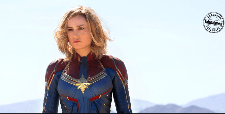 Entertainment Weekly svela le prime foto ufficiali di Captain Marvel