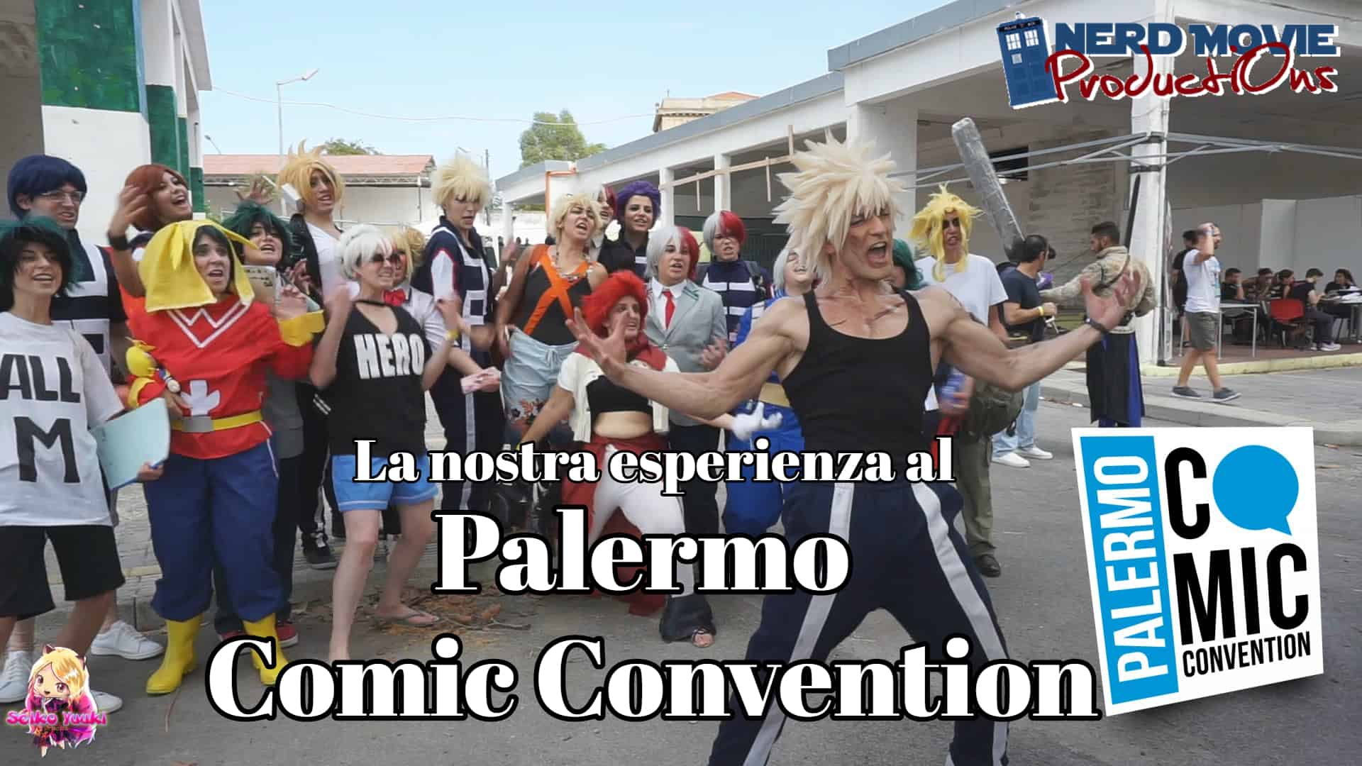 Palermo Comic Convention 2018