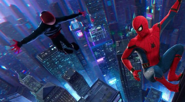 Spider-Man: Into The Spider-Verse un nuovo universo