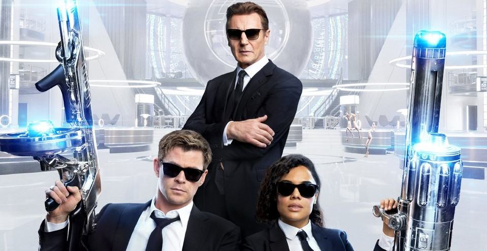 Men in Black International: il primo trailer ufficiale!