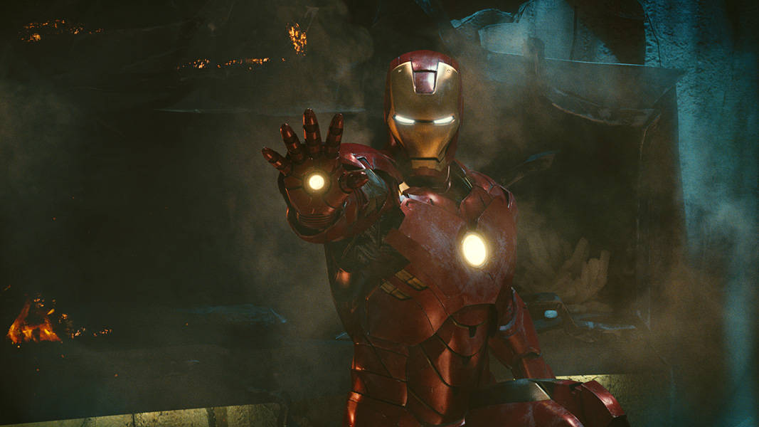 MTV awards Iron Man 2 movie image