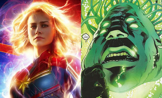 Captain Marvel_Suprema Intelligenza Kree