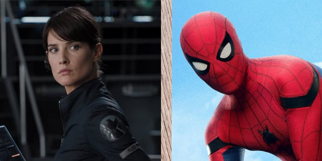 Spider-Man_Maria Hill