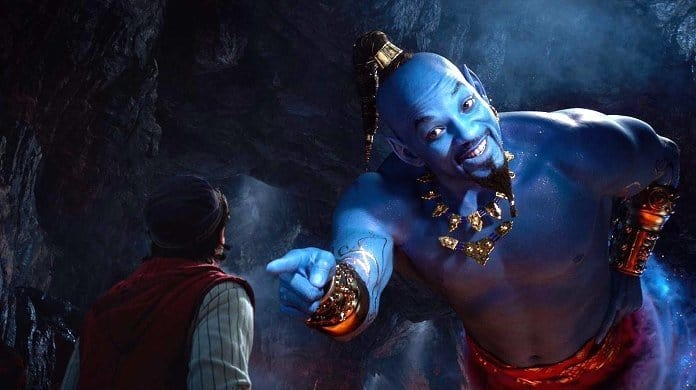 'Aladdin', guarda il nuovo trailer con Will Smith nei panni del Genio
