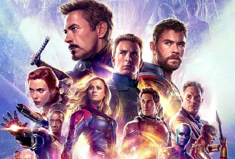 To the End, un nuovo spot per Avengers: Endgame
