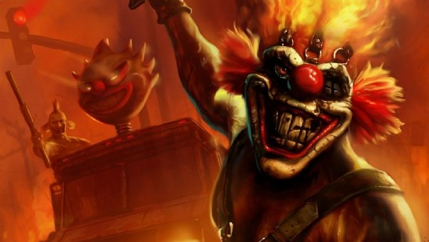 twisted Metal sony