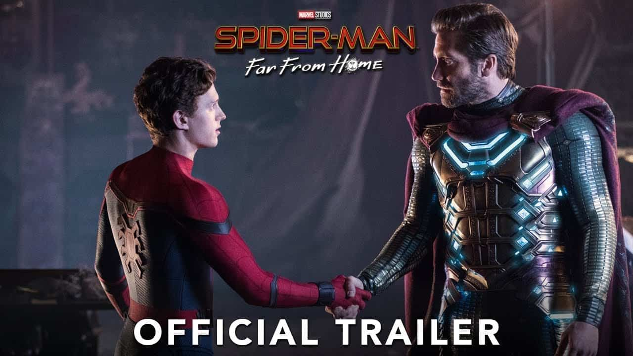 Spider-Man: Far From Home, il trailer ufficiale con spoiler di Endgame