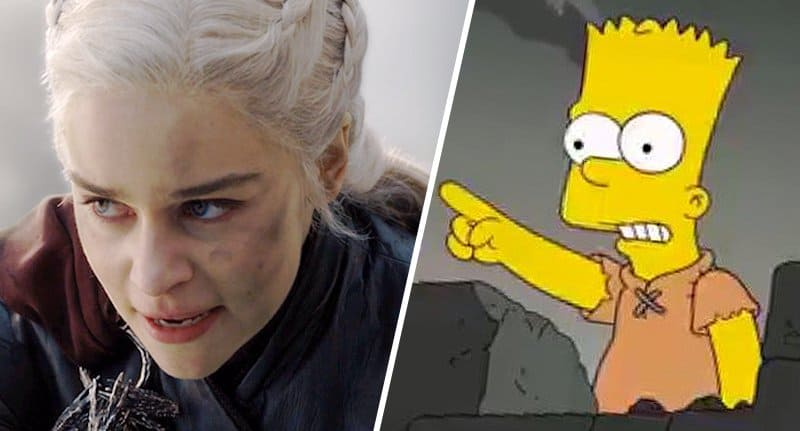 Game of Thrones_Simpsons