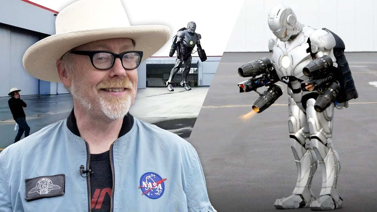 adam savage iron man