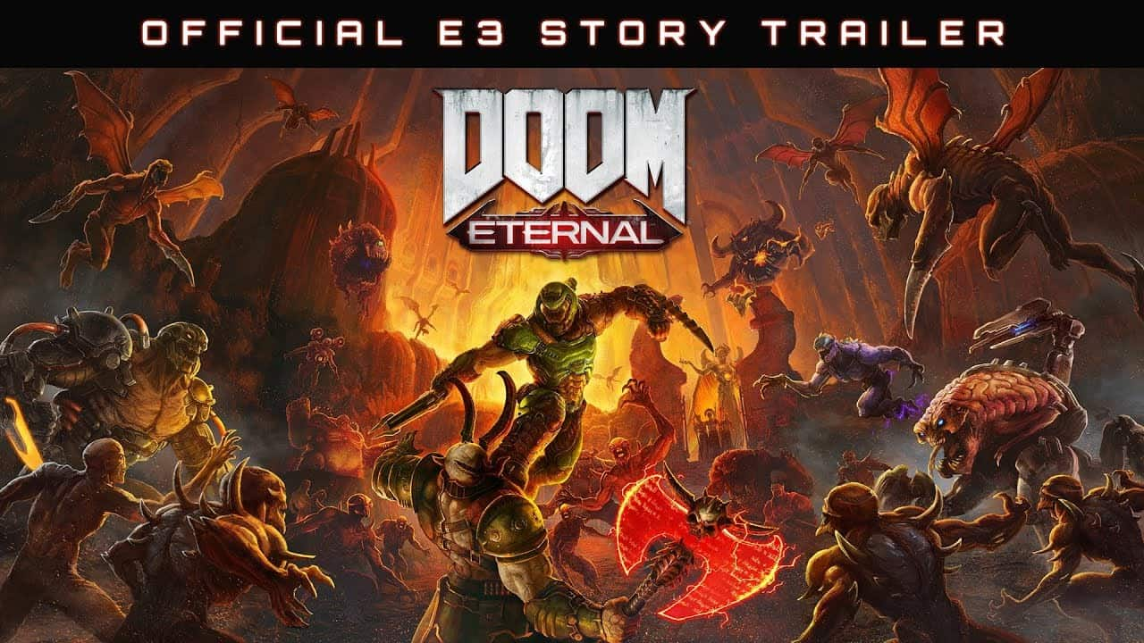 DOOM Eternal – Official E3 2019 Story Trailer