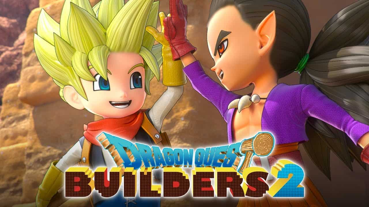 Dragon quest builders 2 e3 2019
