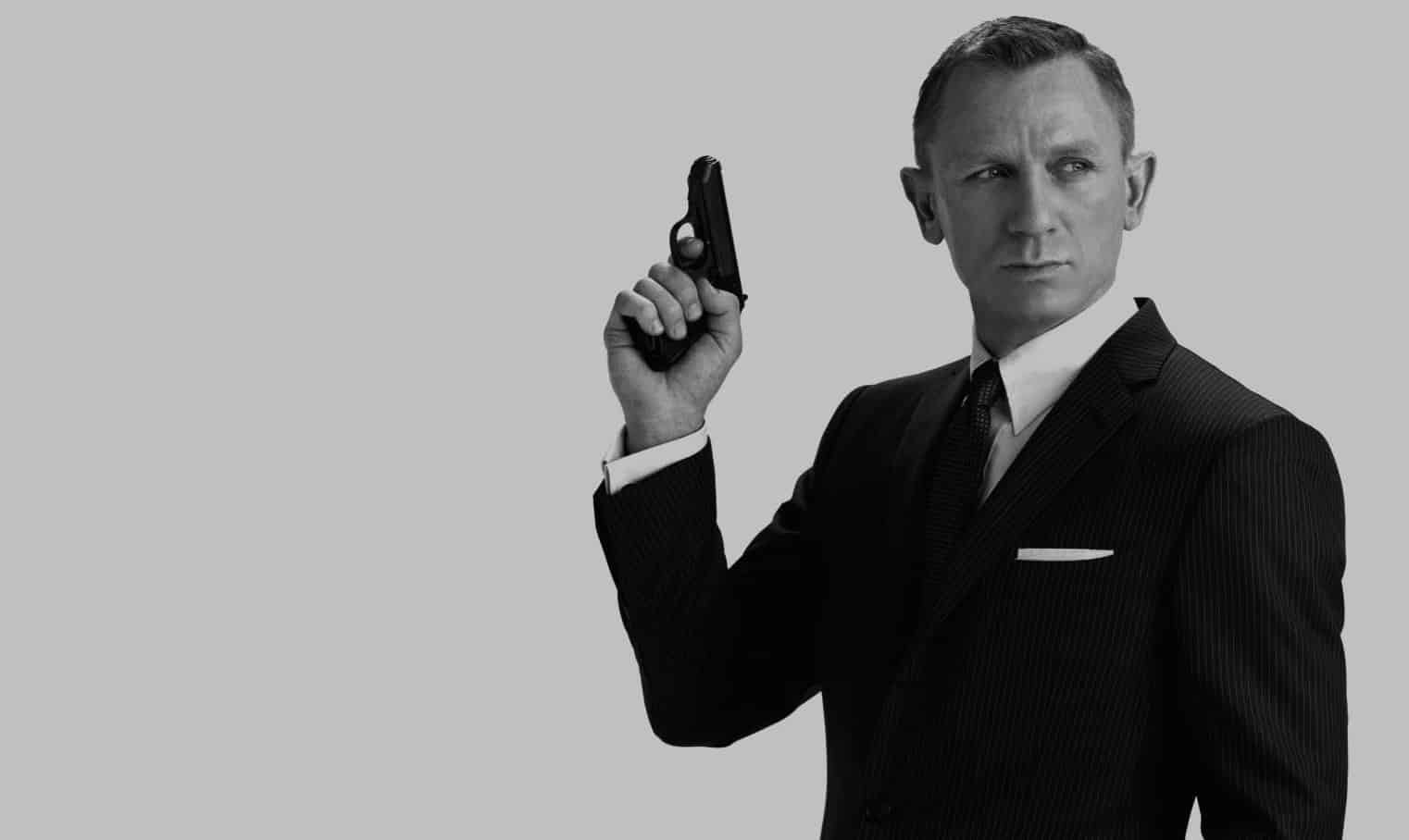 Daniel Craig_James Bond_007