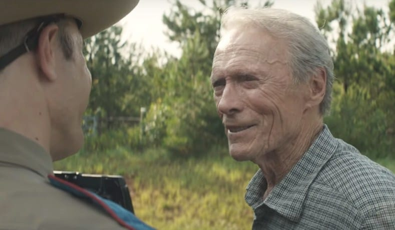 Clint Eastwood: neanche l'incendio di Hollywood lo ferma!