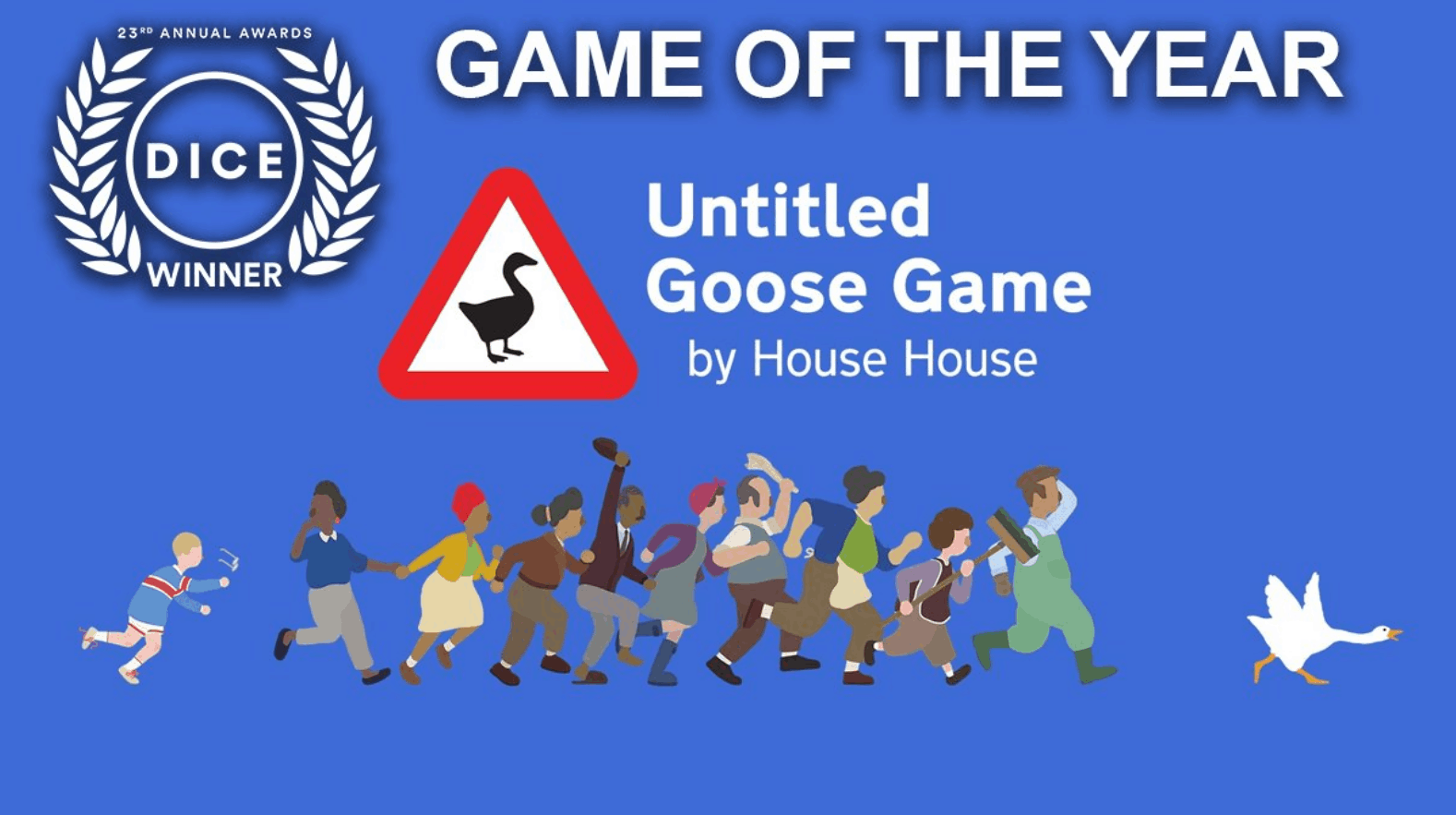untiteled goose game