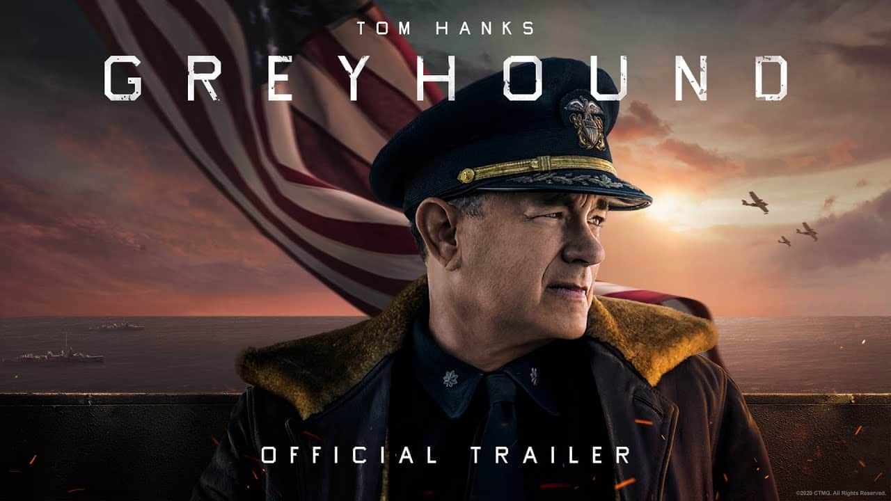 Greyhound: il film di guerra con Tom Hanks arriverà su Apple TV+