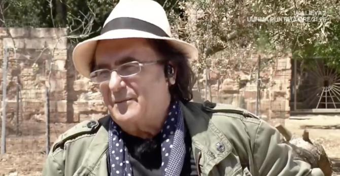 Al Bano Carrisi, gelo a Domenica In: Romina Power in lacrime
