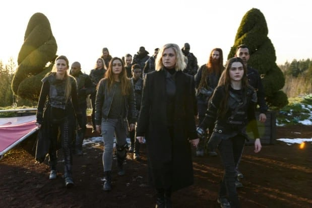 The 100 trailer