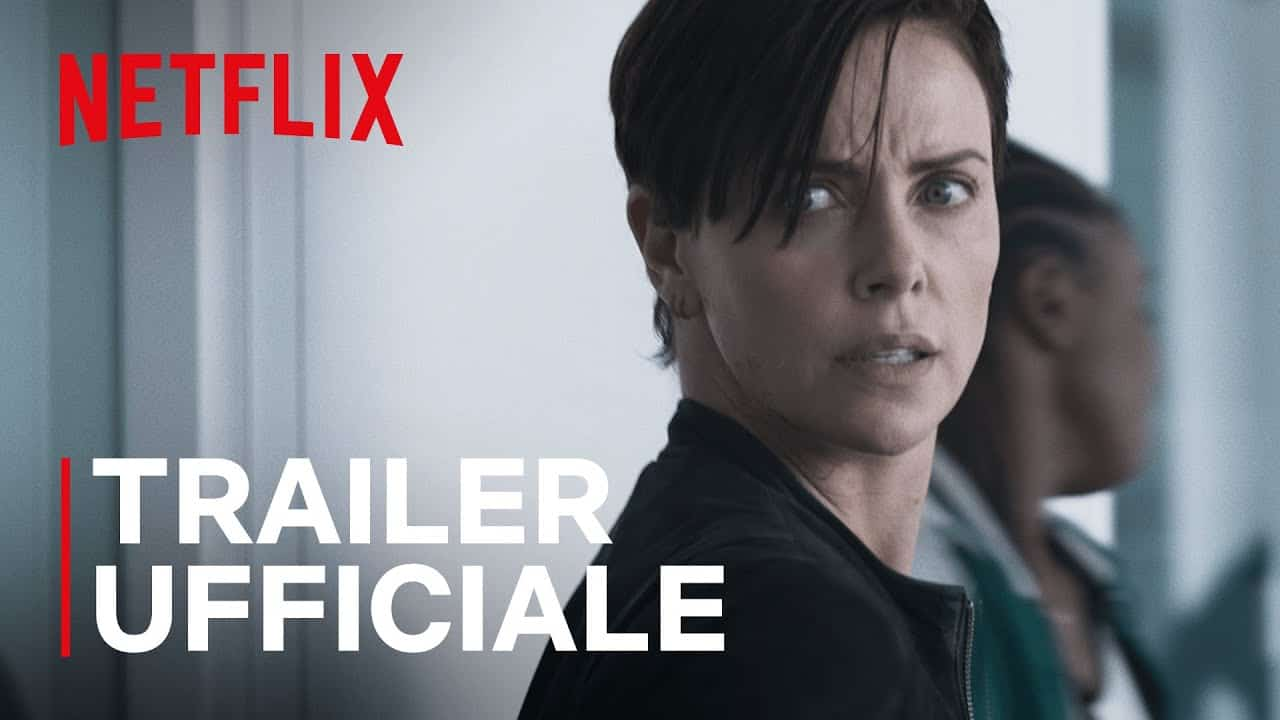The Old Guard: Charlize Theron in azione nel nuovo teaser del cinecomic