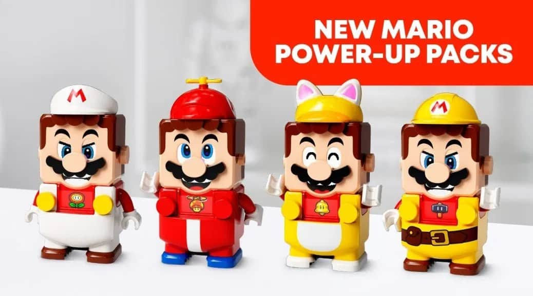 lego mario power up packs