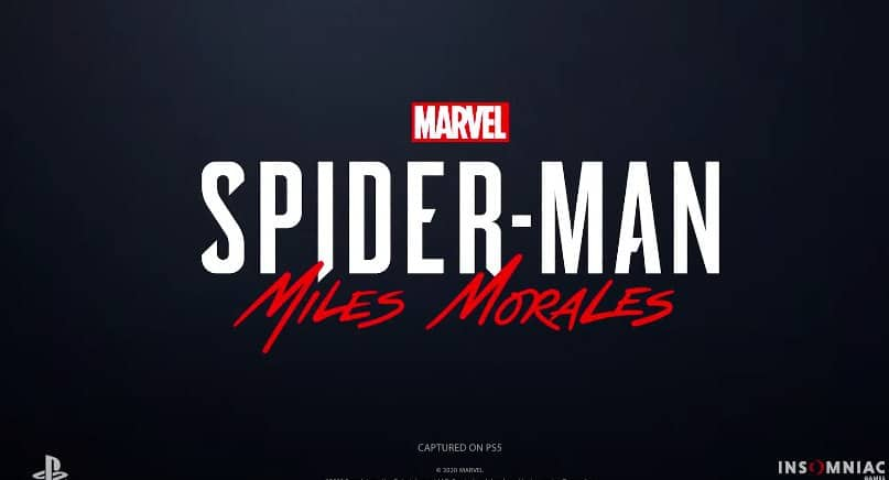 marvel spiderman miles morales