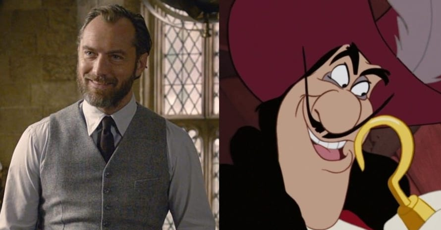 Peter Pan, Jude Law sarà Capitan Uncino nel live action Disney?