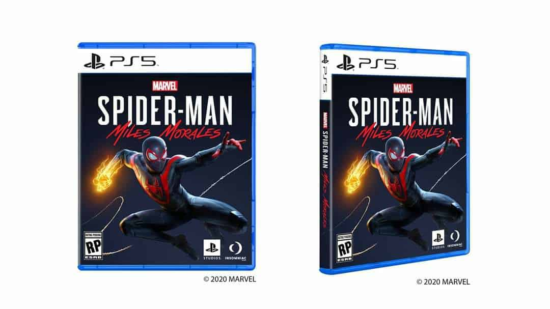 Svelate le cover di Spider-Man: Miles Morales per PlayStation 5