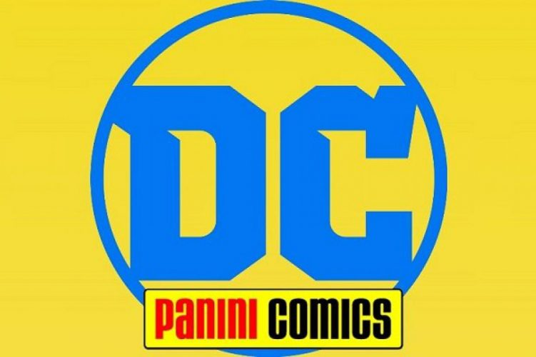 DC Panini Comics_Lucca Comics and Games