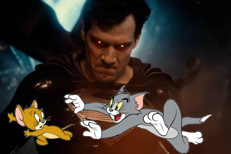 Justice League tom Jerry