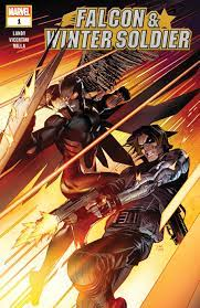 Guida fumetti di The Falcon and The Winter Soldier